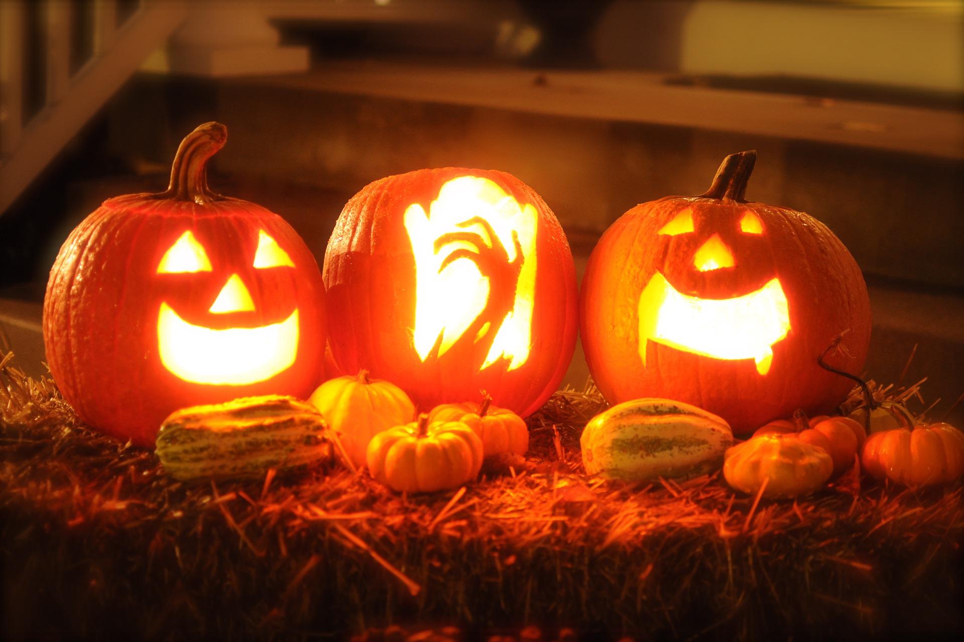 Halloween-Brauch