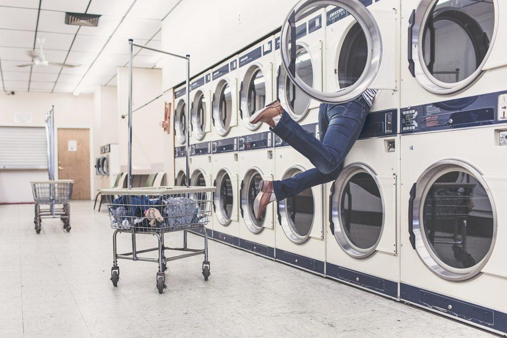richtig waschen, Wäsche waschen