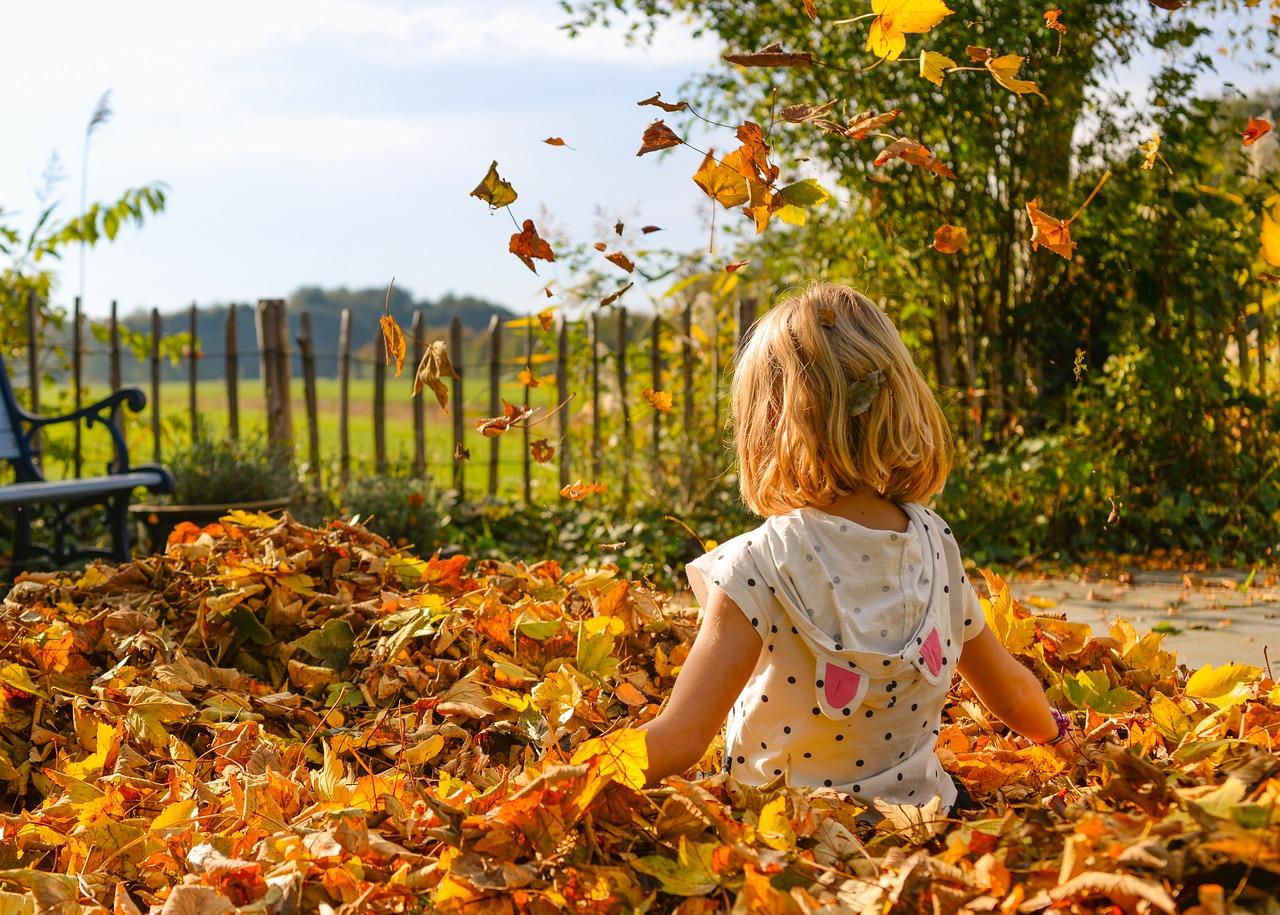 Herbstlieder, Kinderlieder