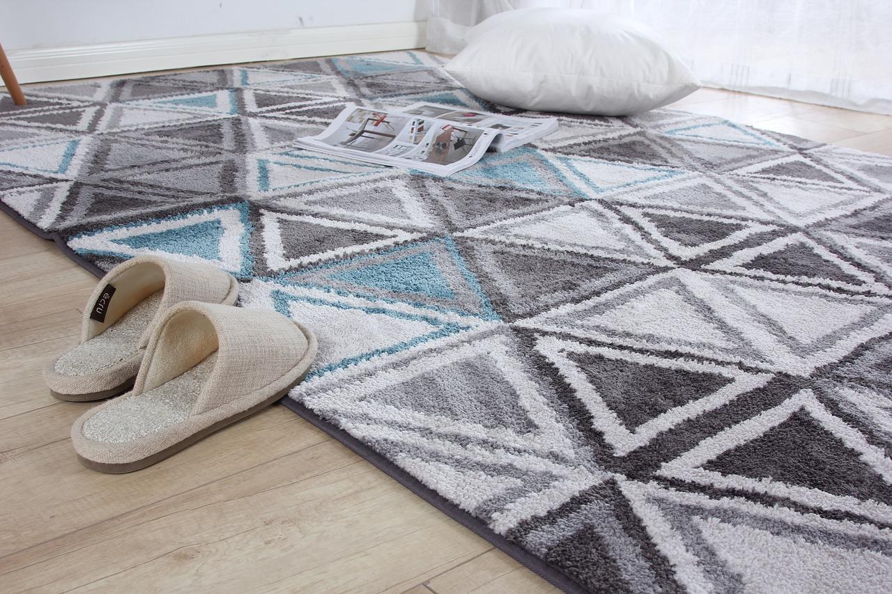 Teppiche pflegen