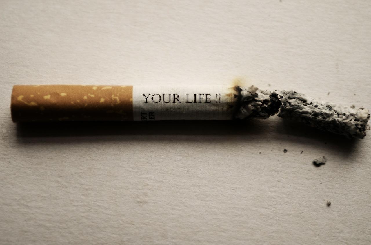 Rauchen aufgeben, Rauchen aufhören
