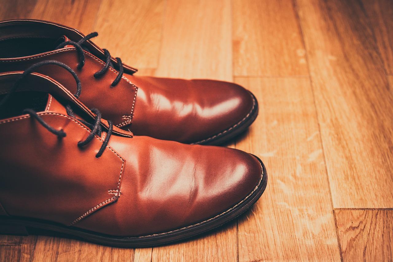 Schuhe pflegen, Schuhpflege
