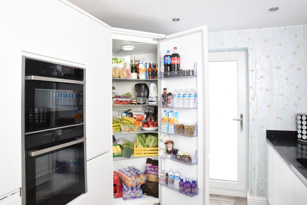 einfrieren, Kühlschrank