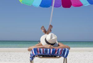 guter Sonnenschutz ist notwendig