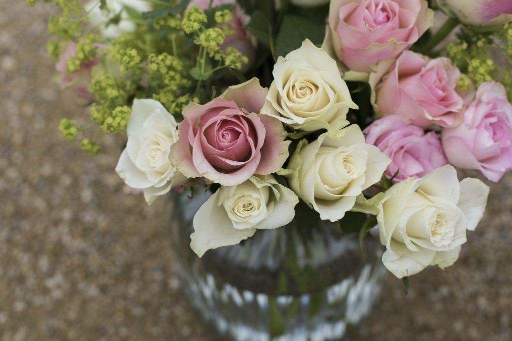 Pflanzen, Blumenstrauß
