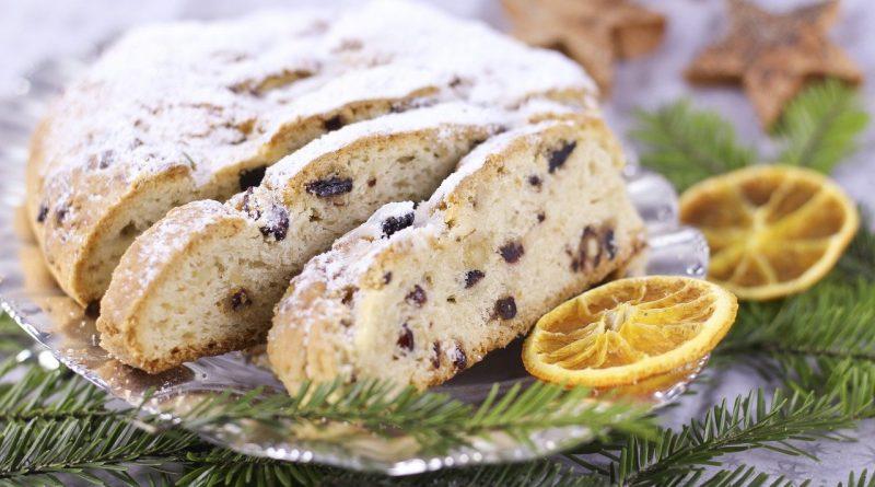 Christstollen, Reste-Bäckerei