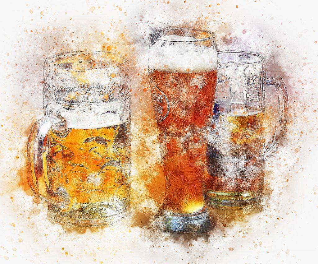 Bier, Gerstensaft