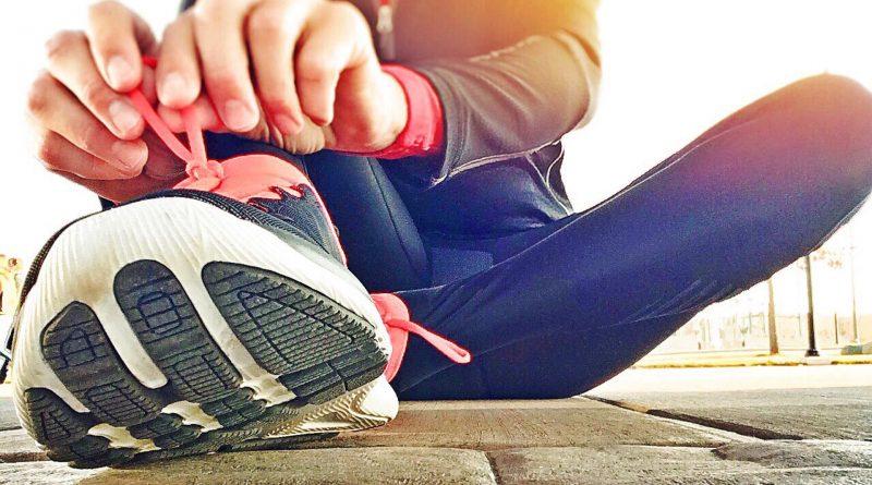 Pflege der Sportkleidung und Sportschuhe