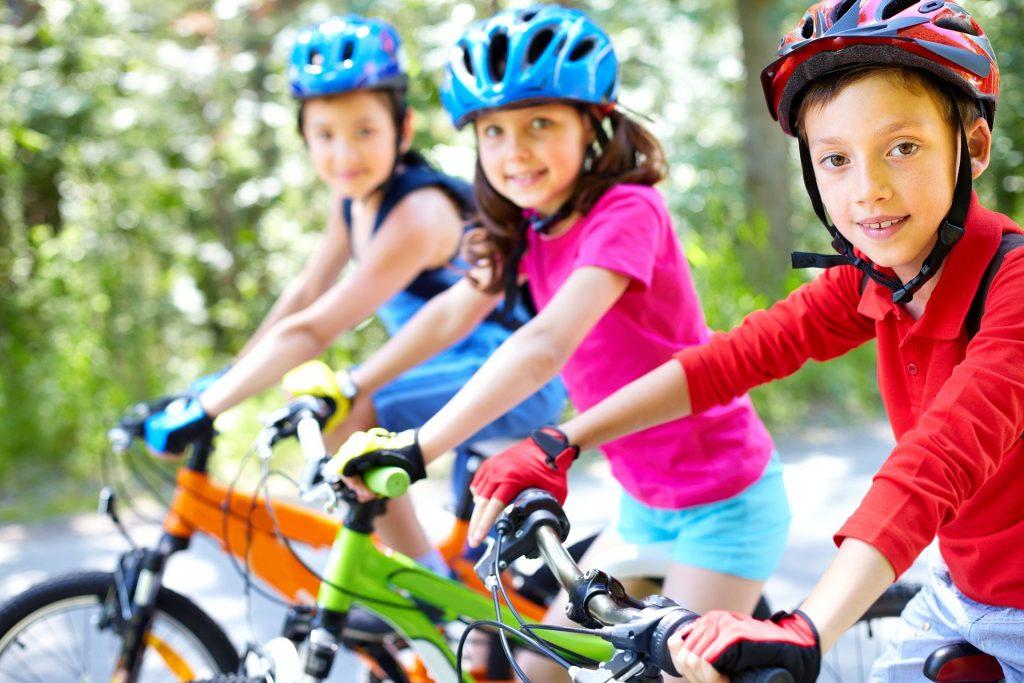 Radfahren, Fahrradhelm