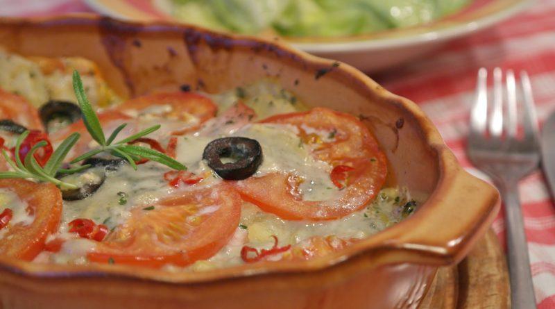 Tomaten-Gratin