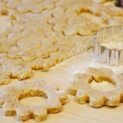Butterplätzchen ohne Zucker