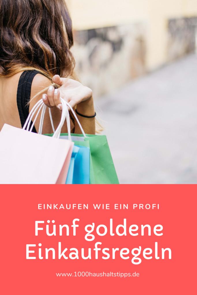 Einkaufsregeln