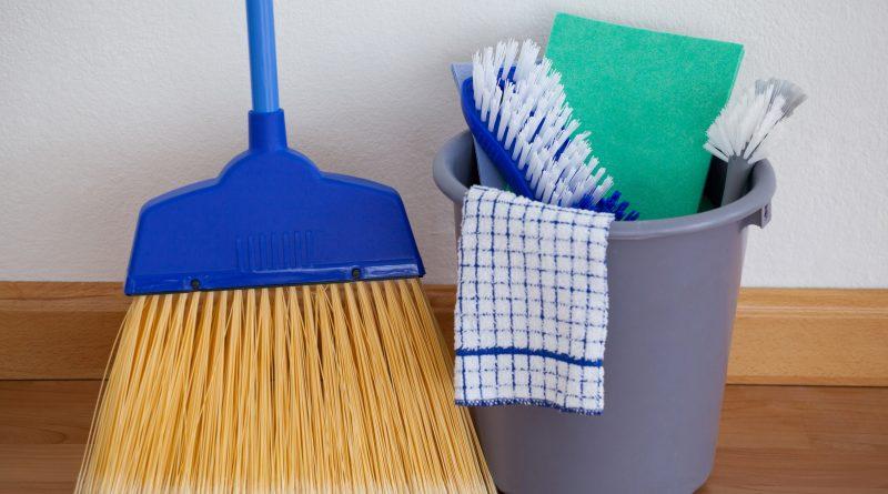 Reinigungsutensilien