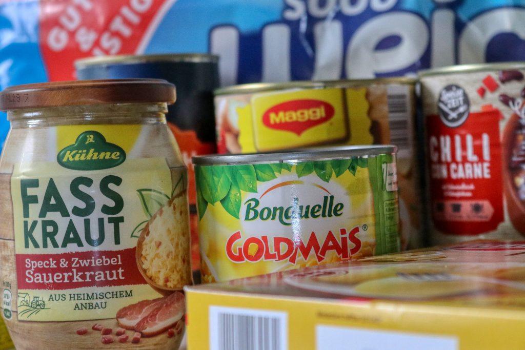 Lebensmittelkosten senken