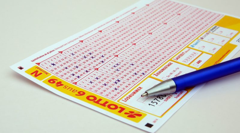 Lotto spielen